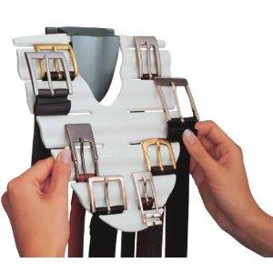 question des lecteurs comment ranger ses ceintures. Black Bedroom Furniture Sets. Home Design Ideas