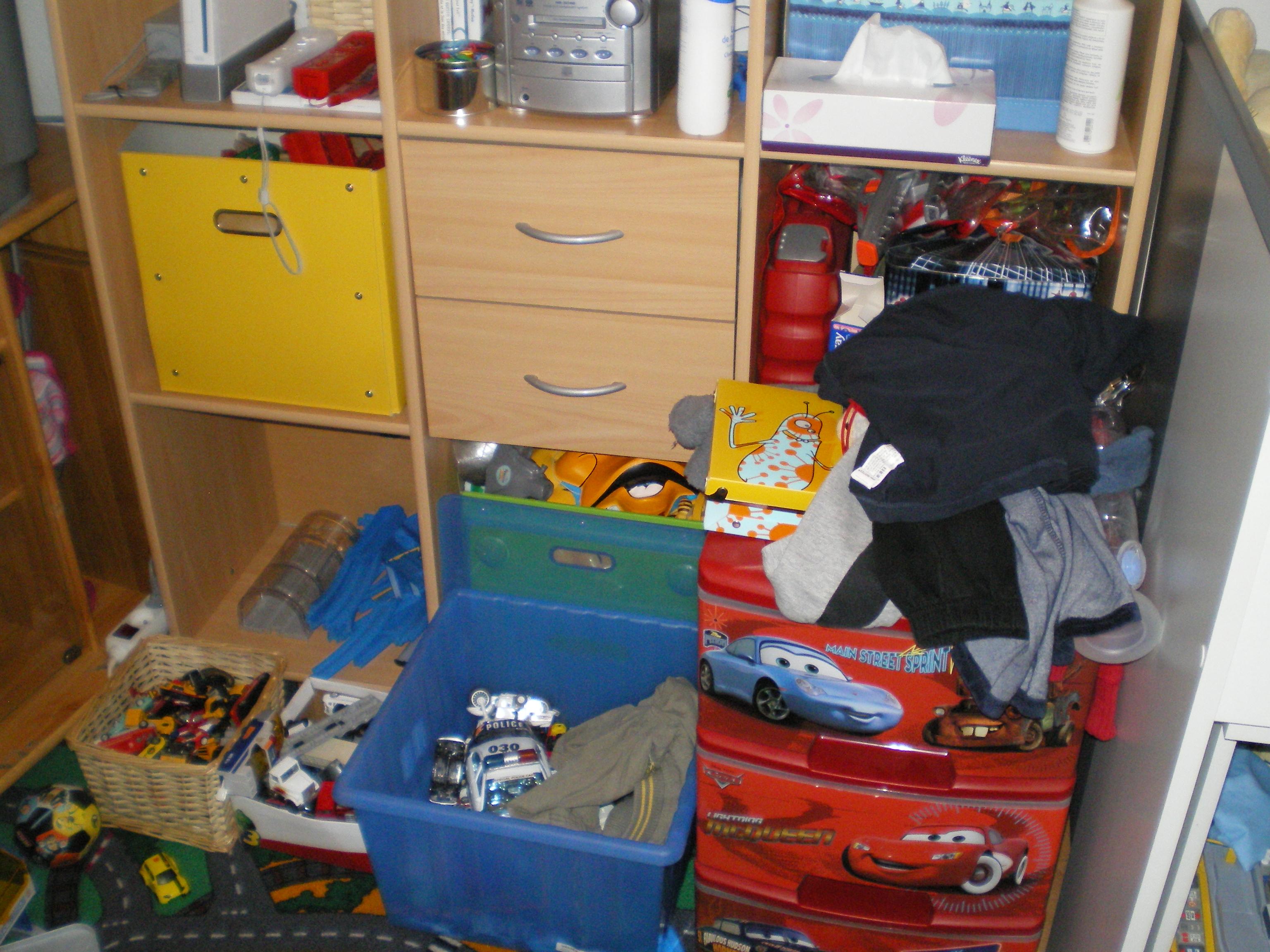 ranger chambre d enfant