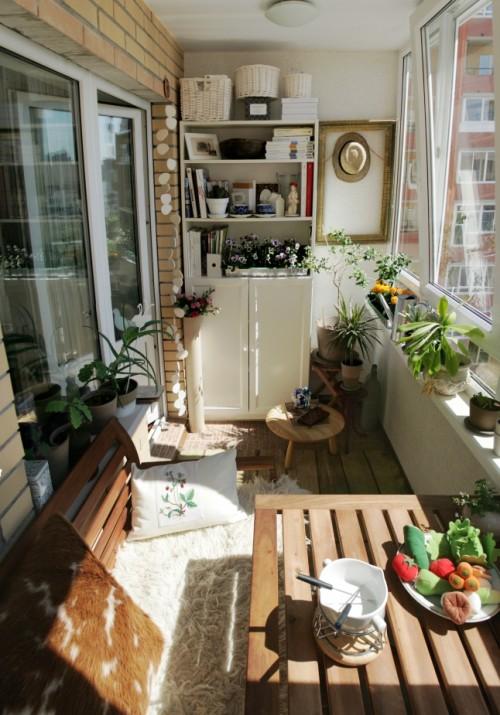 ranger sur balcon s 39 organiser c 39 est facile. Black Bedroom Furniture Sets. Home Design Ideas