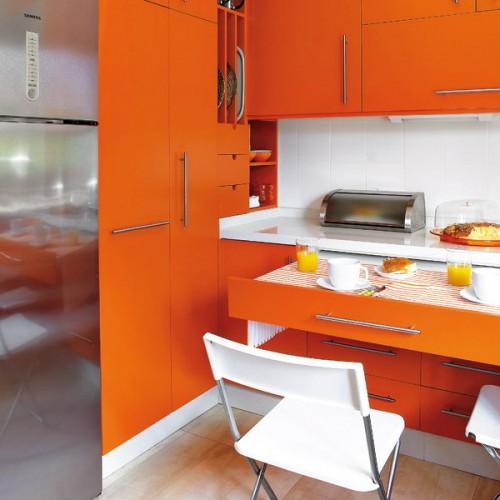 Les coulissants s 39 organiser c 39 est facile - Table de cuisine avec tiroir ...
