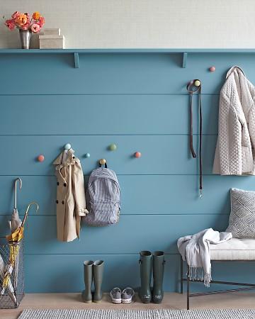 question des lecteurs comment am nager une entr e pour famille nombreuse. Black Bedroom Furniture Sets. Home Design Ideas