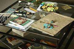 Les fbi du rangement la table basse du salon avec - Que mettre sur une table basse ...