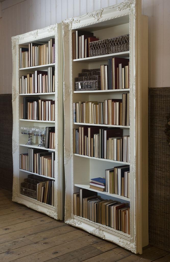 rangement esth tique des livres jusqu o aller. Black Bedroom Furniture Sets. Home Design Ideas