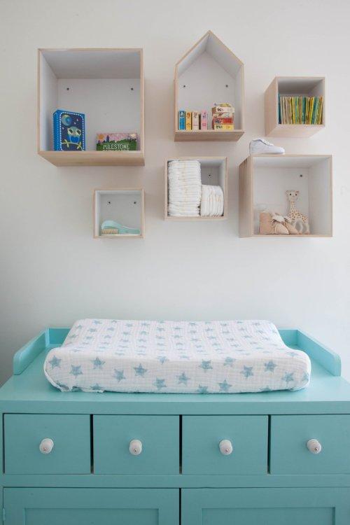 chambre bébé Hollande